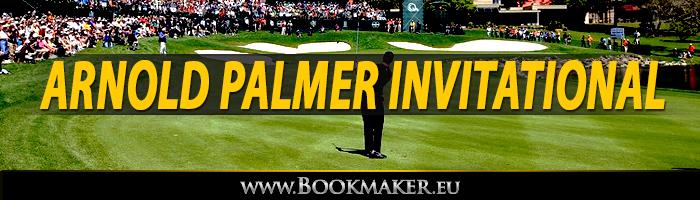 2019 Arnold Palmer Invitational Betting