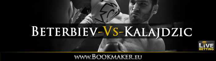 Artur Beterbiev vs. Radivoje Kalajdzic Boxing Betting