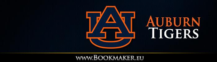 Auburn Tigers Betting