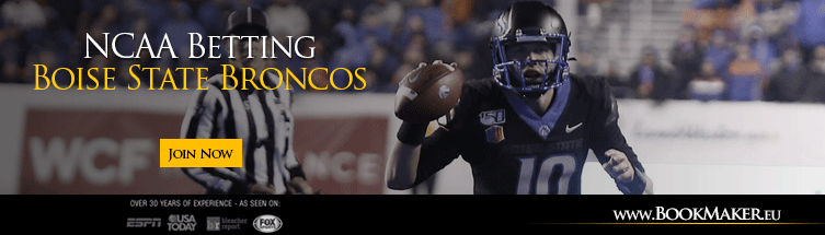 Boise State Broncos NCAA Football Betting