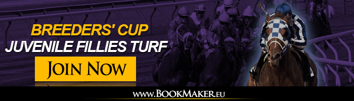 Juvenile Fillies Turf Odds Breeders Cup Betting