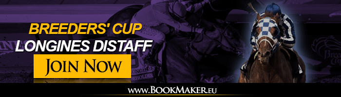 Longines Distaff Odds Breeders Cup Betting