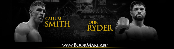 Callum Smith vs. John Ryder Boxing Betting