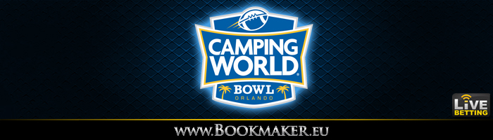 Camping World Bowl Betting Odds
