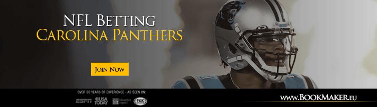 Carolina Panthers NFL Betting
