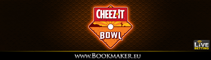 Cheez-It Bowl Betting Odds