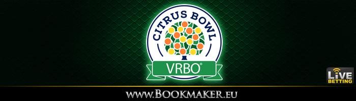 Citrus Bowl Betting Odds