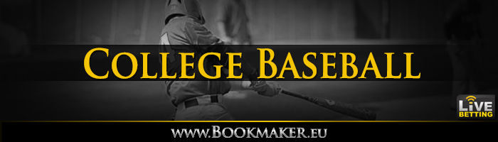 College baseball betting lines online sports betting hockey totals