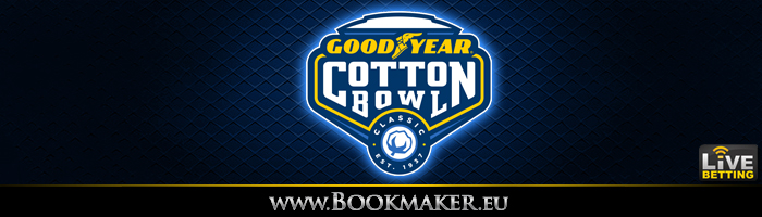 Cotton Bowl Classic Betting Odds