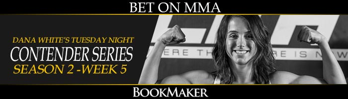 MMA Online Betting