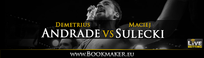 Demetrius Andrade vs. Maciej Sulecki Boxing Betting