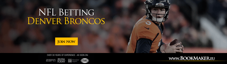 Denver Broncos NFL Betting