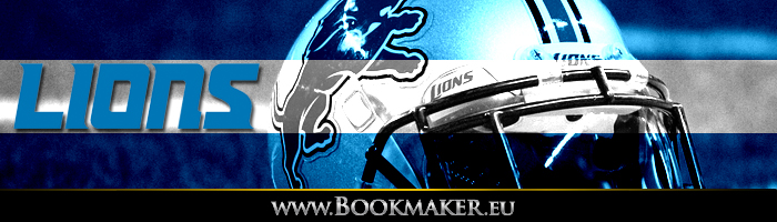 Detroit Lions Betting Odds - NFL Week 2 Lines