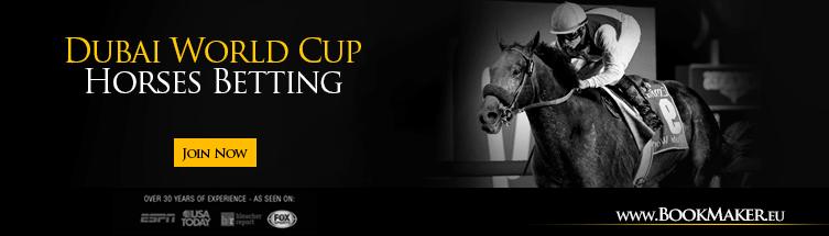 Dubai World Cup Horse Racing Betting
