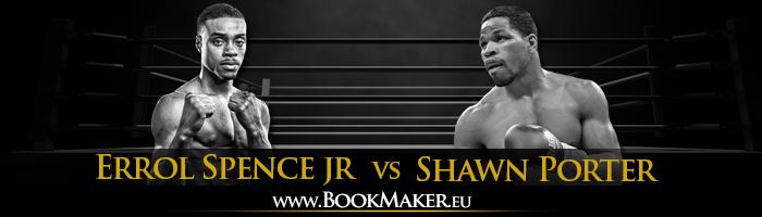 Errol Spence Jr. vs. Shawn Porter Boxing Betting