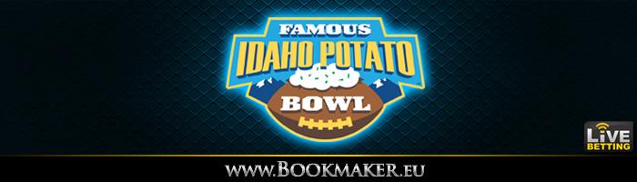 Potato Bowl Betting Odds