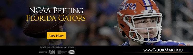 Florida Gators NCAA Football Betting