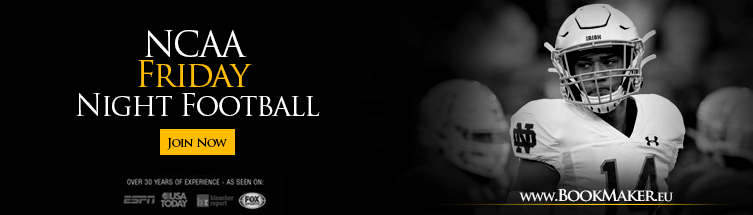 Friday Night College Football Betting Lines