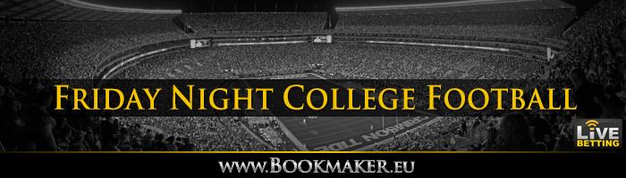 Friday Night College Football Betting