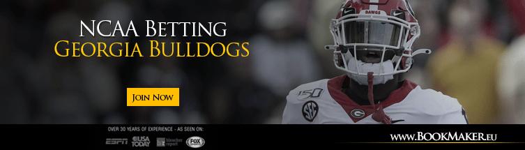 Georgia Bulldogs NCAA Football Betting