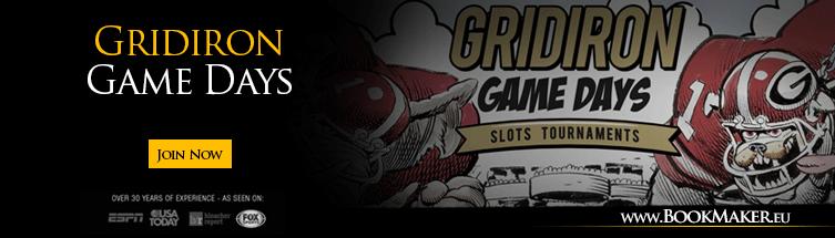 Gridiron Game Days Tournament Betting