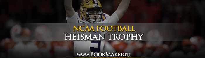Heisman Trophy Betting