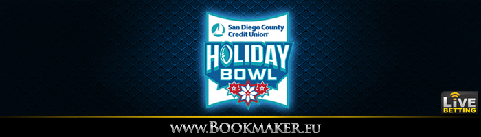 Holiday Bowl Betting Odds
