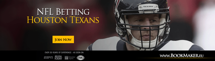 Houston Texans NFL Betting
