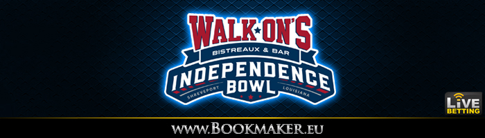 Independence Bowl Betting Odds