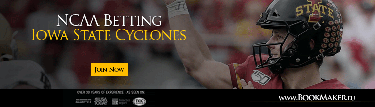 Iowa State Cyclones NCAA Football Betting