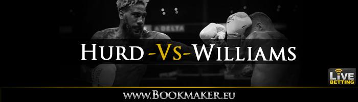 Jarrett Hurd vs. Julian Williams Boxing Betting