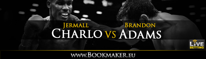 Jermall Charlo vs. Brandon Adams Boxing Betting