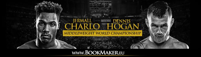Jermall Charlo vs. Dennis Hogan Boxing Betting
