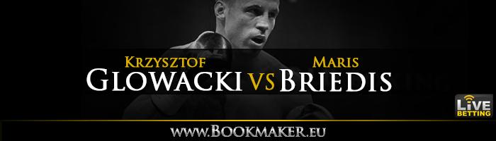 Krzysztof Glowacki vs. Maris Briedis Boxing Betting