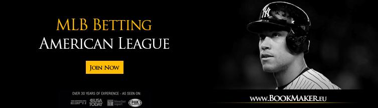 MLB American League Pennant Betting Online