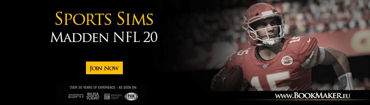 Madden NFL 20 Betting
