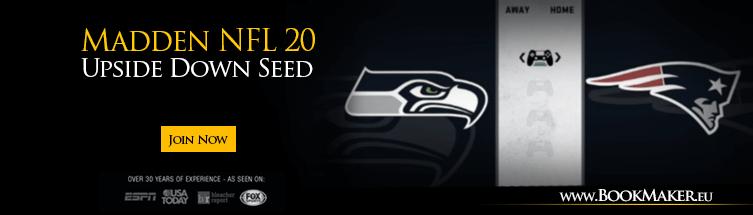 Madden NFL 20 Upside Down SeedTournament