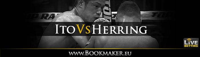 Jamel Herring vs. Masayuki Ito Boxing Betting