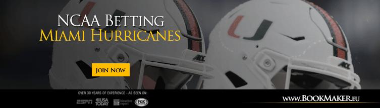 Miami Hurricanes NCAA Football Betting