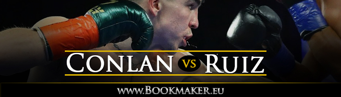Michael Conlan vs. Diego Ruiz Boxing Betting