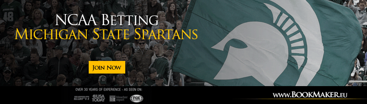 Michigan State Spartans NCAA Football Betting
