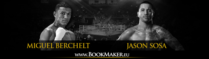 Jason Sosa vs. Miguel Berchelt Boxing Betting