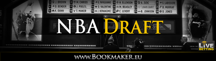 2019 NBA Draft Betting - Draft Lottery Odds