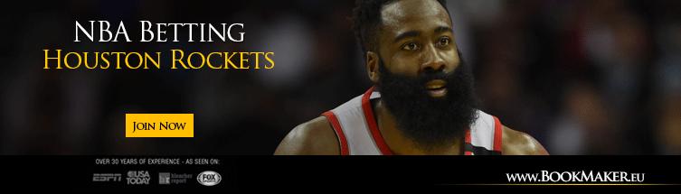 Houston Rockets NBA Betting
