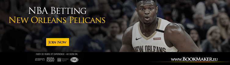 New Orleans Pelicans NBA Betting