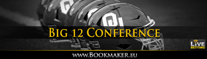 Big 12 Football Conference Odds
