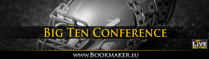 Big Ten Football Conference Odds