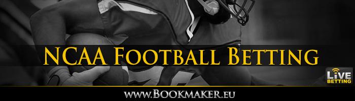 NCAA Football Betting Online