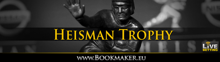 NCAA Football Heisman Trophy Betting