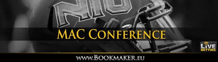 Mid-American Football Conference Odds